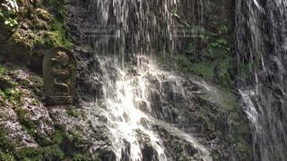 滝の写真・画像素材[646722]