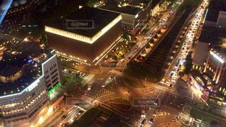 横浜の夜景の写真・画像素材[689095]