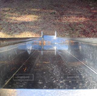 滑り台の写真・画像素材[907370]