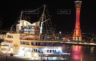 水体の大型船 - No.1085293