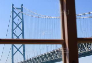 大きな橋の写真・画像素材[1107926]