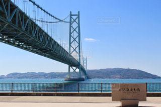 明石海峡大橋の写真・画像素材[1107935]