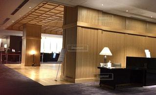 ホテルのロビーの写真・画像素材[2994935]