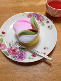 ケーキの写真・画像素材[376528]