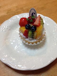 ケーキの写真・画像素材[384140]
