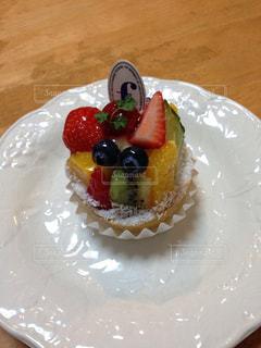 ケーキの写真・画像素材[384141]