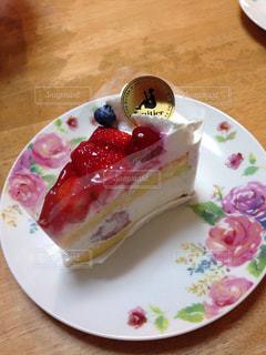 ケーキの写真・画像素材[384143]