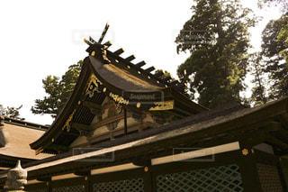 香取神宮の本殿の写真・画像素材[412361]