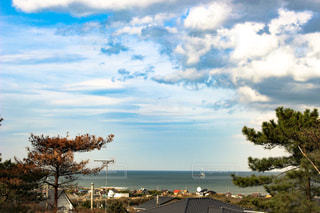 鹿嶋の海の写真・画像素材[412366]