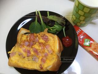 朝食の写真・画像素材[379944]