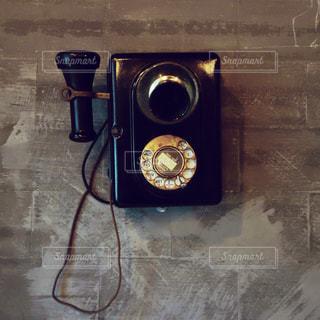 むかしの電話の写真・画像素材[793967]