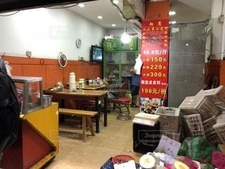 上海ローカルレストランの写真・画像素材[2223268]
