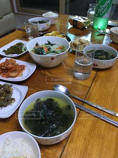 家庭料理の写真・画像素材[379016]