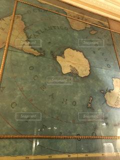 地図の写真・画像素材[886413]