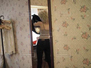 女性の写真・画像素材[602559]