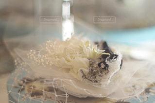 白いウエディング ケーキの写真・画像素材[1139284]