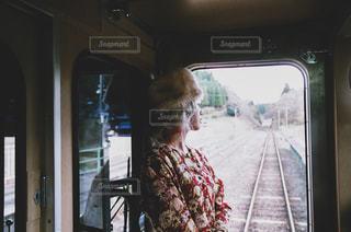 一人旅の写真・画像素材[1721083]