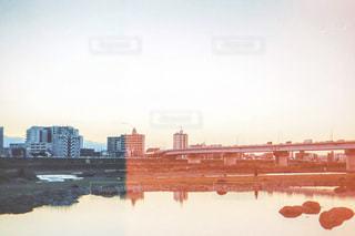 フィルム風に加工した写真の写真・画像素材[2127503]