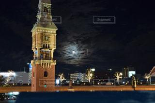 夜景の写真・画像素材[380686]