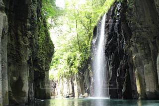 滝の写真・画像素材[574197]