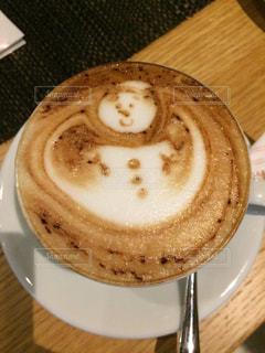 カフェ,夜,コーヒー,東京,かわいい,茶色,アート,女子,雪だるま,日本,花金,おしゃれ