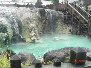 温泉の写真・画像素材[381110]