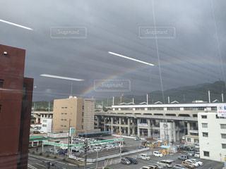 虹の写真・画像素材[380225]