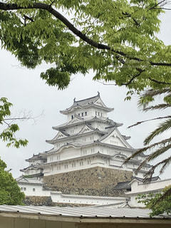 姫路城の写真・画像素材[2099720]
