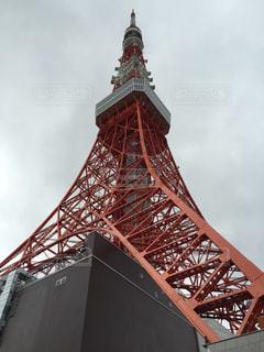 東京タワーの写真・画像素材[392448]
