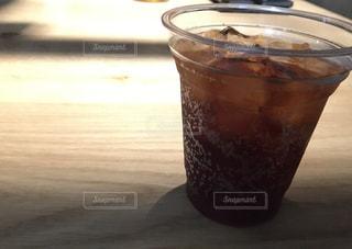 一杯のコーラの写真・画像素材[1590020]
