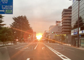 太陽の写真・画像素材[384057]
