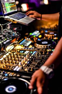 DJの写真・画像素材[382733]