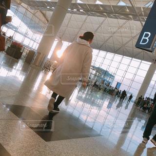空港の写真・画像素材[1734218]