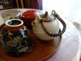 #お茶の時間の写真・画像素材[388193]