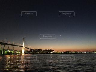 夜景の写真・画像素材[383408]