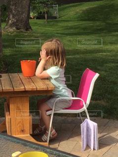 子供の写真・画像素材[387661]
