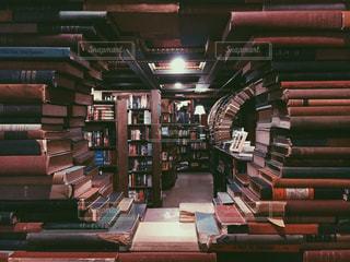 アートな本屋さん The Last Bookstore ロス ロサンゼルス 本 古本屋 アンティークの写真・画像素材[894871]