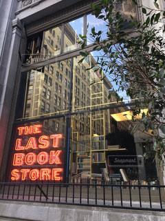 本屋 本 ロス ロサンゼルス DTLA The Last Bookstoreの写真・画像素材[921933]