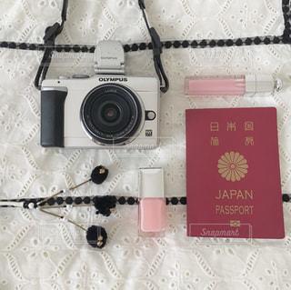 旅行前の準備といえばパスポート - No.1132774