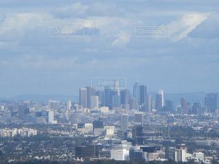 ダウンタウンロサンゼルス 高層ビル群の写真・画像素材[1142997]