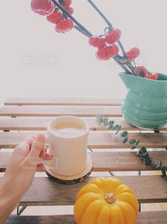 10月1日 コーヒーの日の写真・画像素材[1500965]