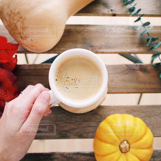 10月1日は国際コーヒーの日 Happy International Coffee Dayの写真・画像素材[1501873]