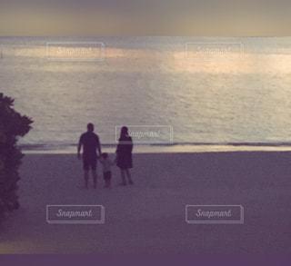 家族の写真・画像素材[385564]