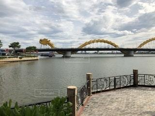 龍の橋の写真・画像素材[1437609]