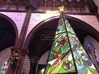 クリスマスツリーの写真・画像素材[1712913]