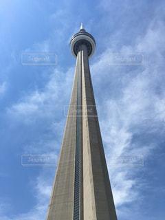 CN タワーの写真・画像素材[1251935]