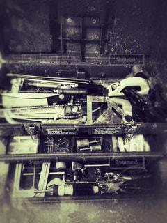 工具箱の写真・画像素材[1249720]