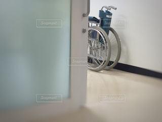 車椅子の写真・画像素材[1271222]