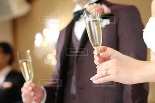 結婚式の写真・画像素材[388477]