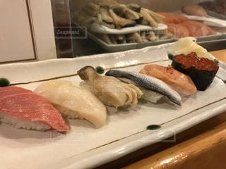 お寿司の写真・画像素材[386998]